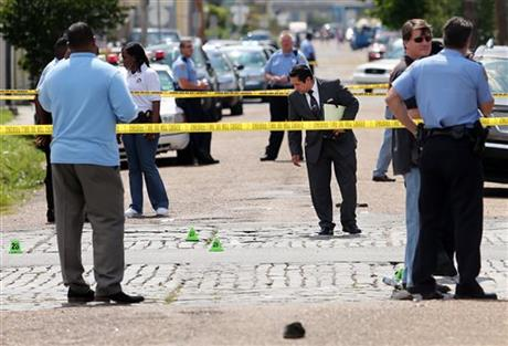 [Video] Gunfire Erupts, Children Injured In NOLA Mother's Day Parade Shooting