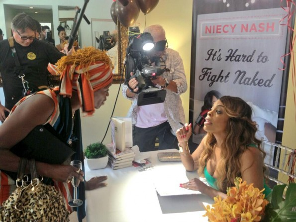 niecy nash-its hard to fight naked-book release-the jasmine brand