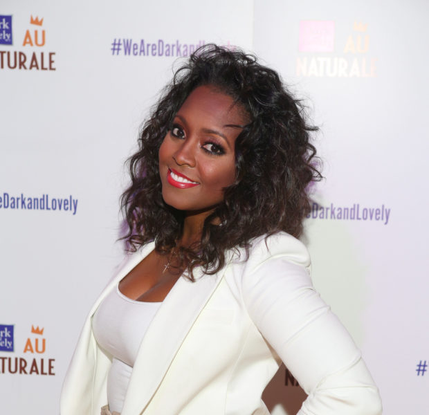 [Photos] Keshia Knight Pulliam Promotes Natural Hair + Drake Spends Early Mother's Day Quality Time With Mama