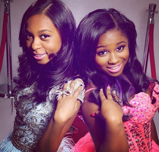 Lil Wayne & Birdman's Teenage Daughters Go On Book Tour For 'Paparazzi Princesses'
