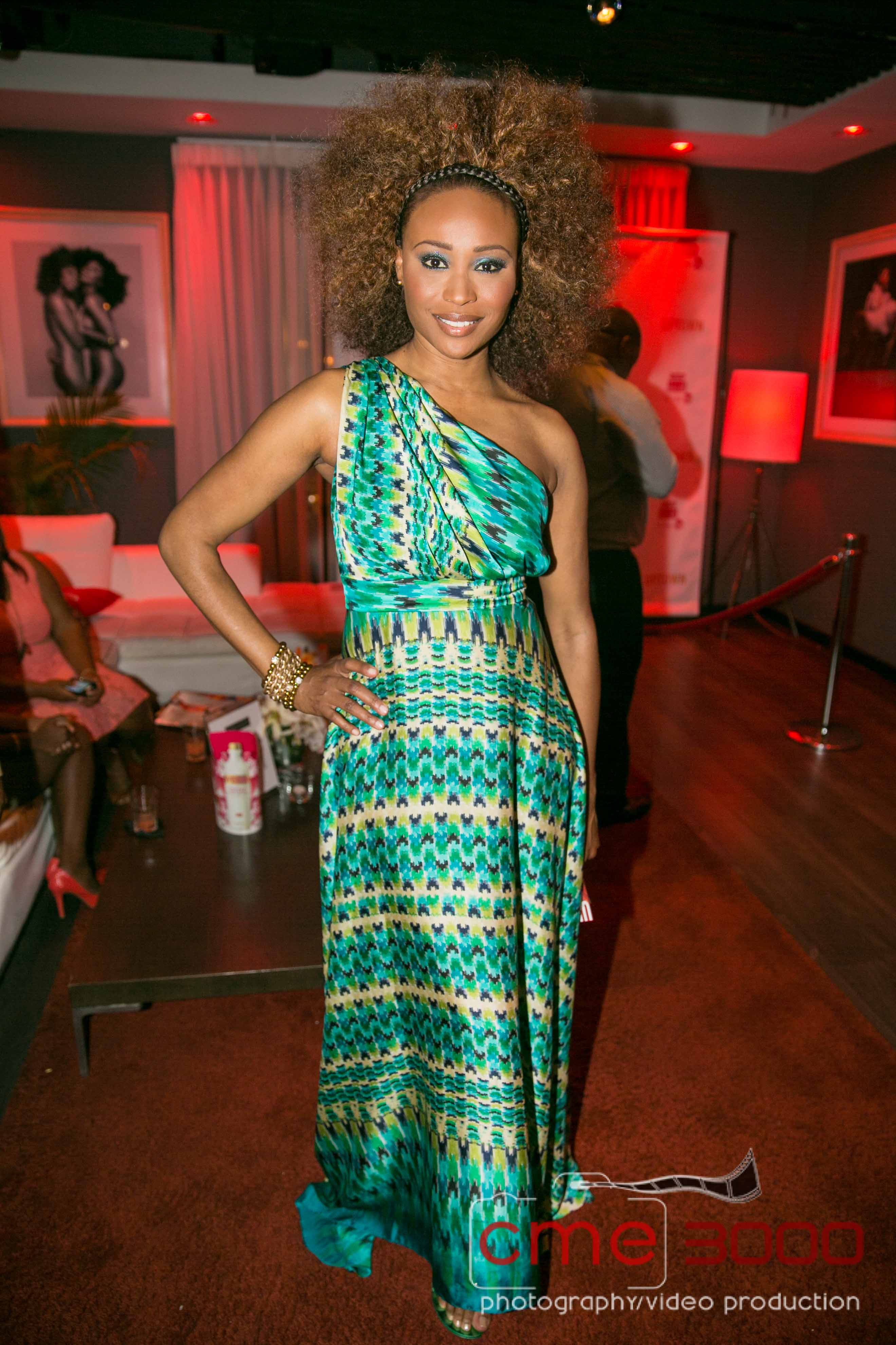 Photos Atl Overload Cynthia Bailey Hosts Uptown Event
