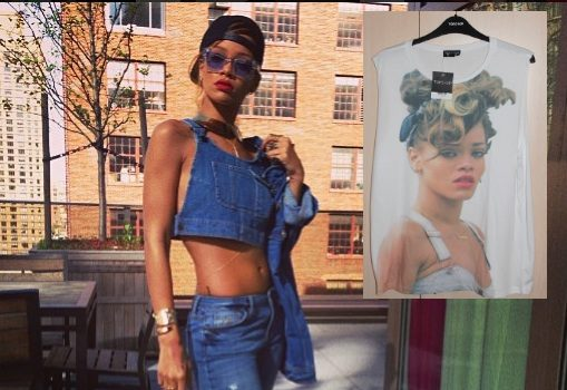 Rihanna Hits Topshop With 5 Million Dollar Lawsuit