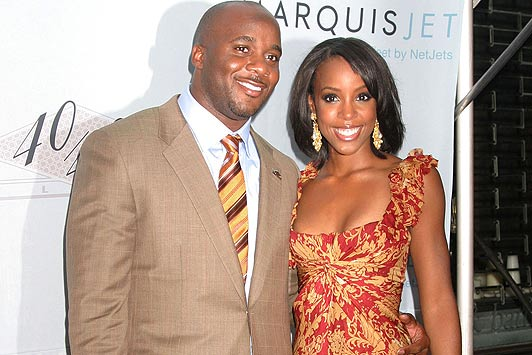 Kelly Rowland's Ex Boyfriend, Roy Williams, Denies He Was Abusive: 'It Wasn't Me'