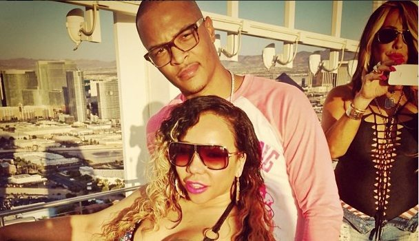 (EXCLUSIVE) T.I.: Tiny Harris Wants Physical Custody, Child Support & Alimony + Annulment