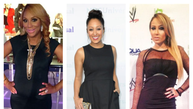 Tamar Braxton, Tamera Mowry, Adrienne Bailon Land Daytime Panel Talk Show, 'The Real'