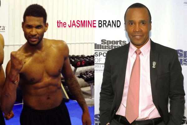 Confirmed: Usher Raymond to Play Sugar Ray Leonard In New Film