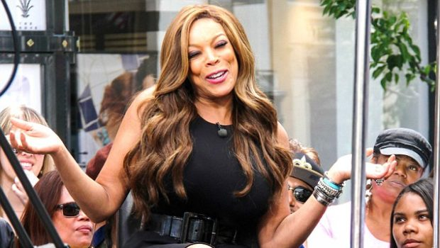 [Photos] Wendy Williams Takes 'Ask Wendy' On the Road, Visits Mario Lopez