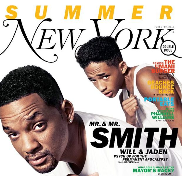 Will Smith Doesn't Like His Family Being Compared to the Kardashian's: We Didn't Push Our Kids Into The Business