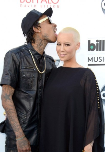 wiz khalifa-amber rose-bmi-billboard music awards 2013-the jasmine brand
