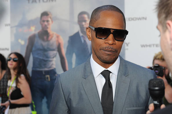 Jamie-Foxx-White-House-Down-Premiere-2013-The-Jasmine-Brand