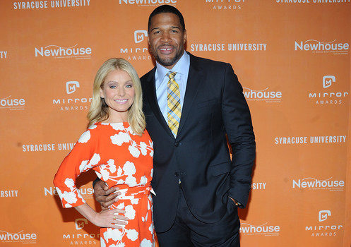 "Michael Strahan Says Goodbye On 'Live! With Kelly and Michael': ""It's Bittersweet"""