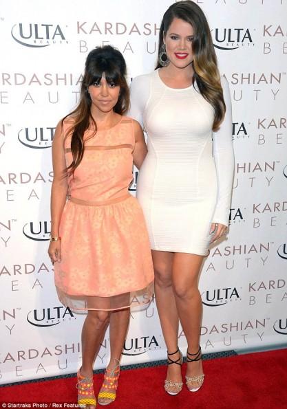 Khloe-Kourtney-Kardashian-Beauty-Launch-California-2013-The-Jasmine-Brand