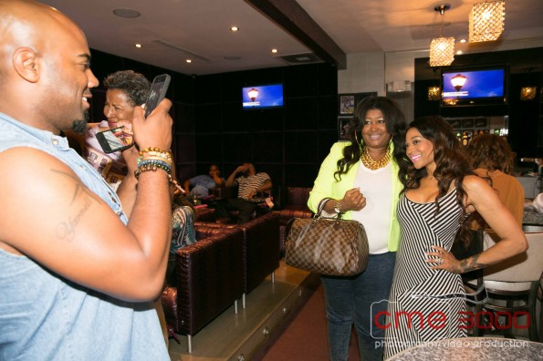 Mimi Faust LHHATL fan Viewing Party 2013-the jasmine brand
