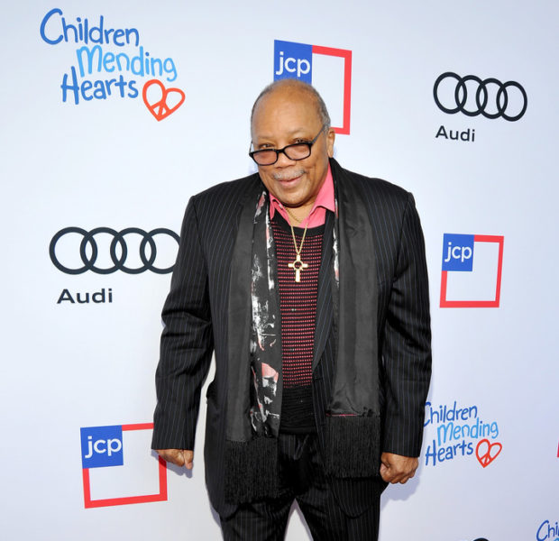 Quincy Jones Reveals He Has 22 Girlfriends, The Youngest Is 28: They all know each other, I don't lie.