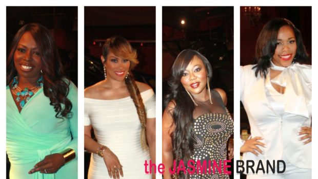 [Photos] Updated: Why Faith Evans Was Missing From 'R&B Divas' Reunion Show + Behind The Scenes Photos