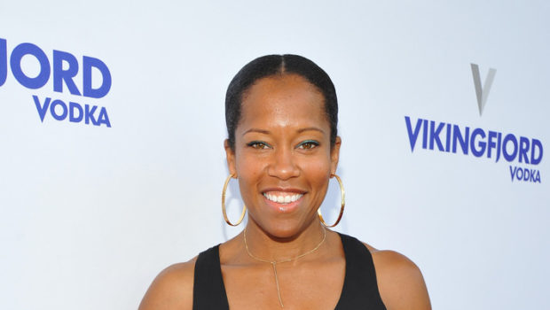 Regina King, Holly Robinson Peete & Quincy Jones Attend 'Children Mending Hearts Style Sunday' in Beverly Hills