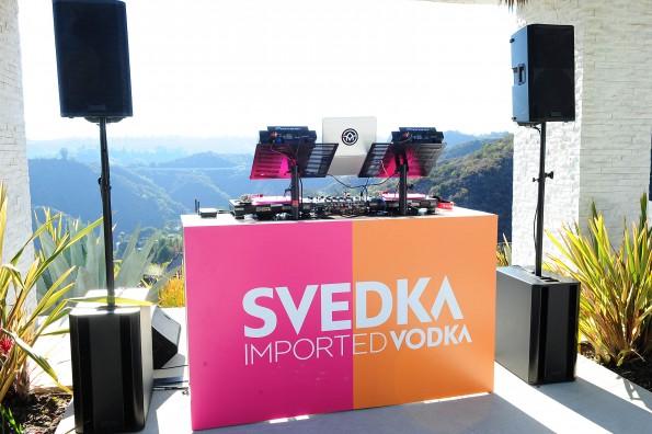 SVEDKA Vodka celebrates the launch of Orange Cream Pop and Strawberry Colada at SVEDKA With A Splash Of Summer