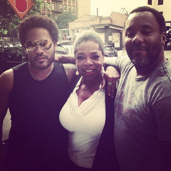 Oprah On Her Film Tanking, Being Unmarried& Battling Depression