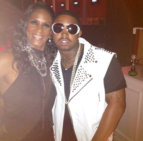 LHHATL's Momma Dee Says Erica Dixon Is Physically Abusive to Scrappy: 'She's Jumped On My Son & Hit Him!'