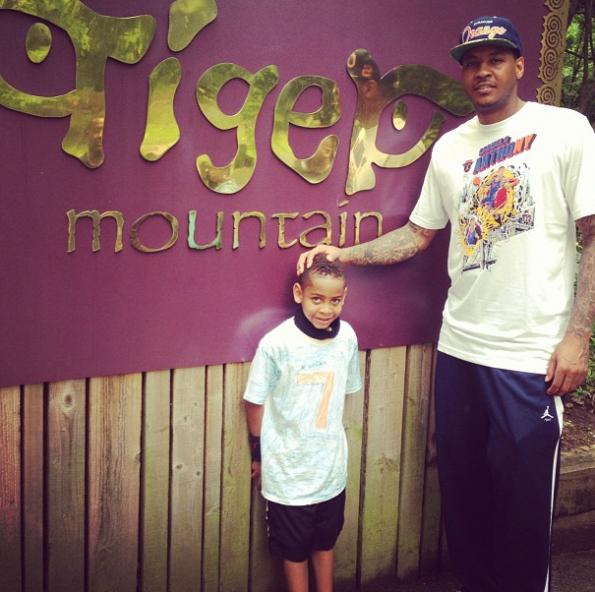 Carmelo-Anthony-Kiyan-Anthony-Tiger-Mountain-2013-The-Jasmine-Brand