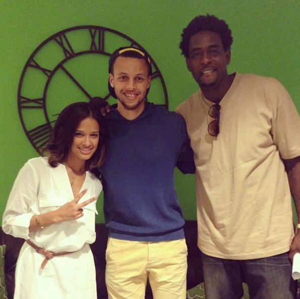 Rocsi-Diaz-Chris-Webber-Stephen-Curry-NBATV-2013-The-Jasmine-Brand