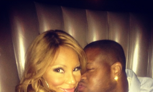 Tamar Braxton 'At Peace' w/ Divorce: We're not fighting or arguing.