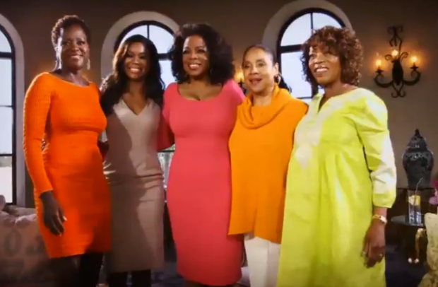 [WATCH] Oprah Winfrey Snags Black Hollywood's Leading Ladies For 'Next Chapter' + Examines Color Complexities in 'Dark Girls'