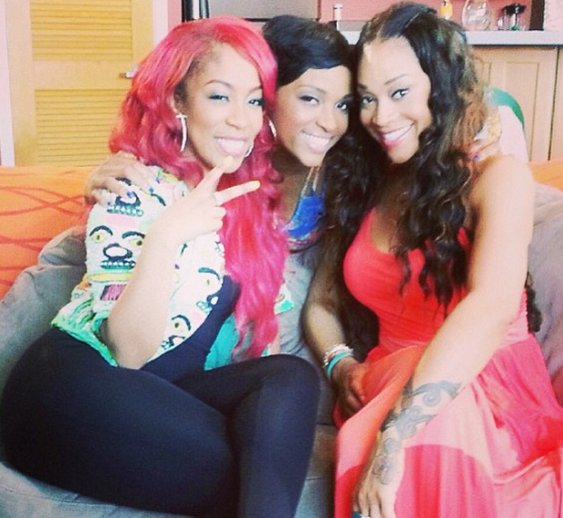 [Video] LHHA's Mimi Faust & K.Michelle Get Reflective After 'Flower Fight' + Watch Last Night's Episode