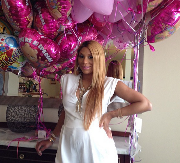'The One' Is Here! Tamar Braxton & Vincent Deliver Healthy Baby Boy