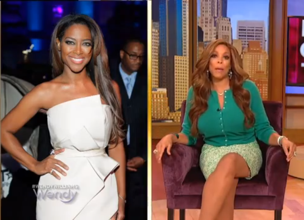 [WATCH] Kenya Moore Explains Eviction, Says She Almost Filed Restraining Order Against Landlord