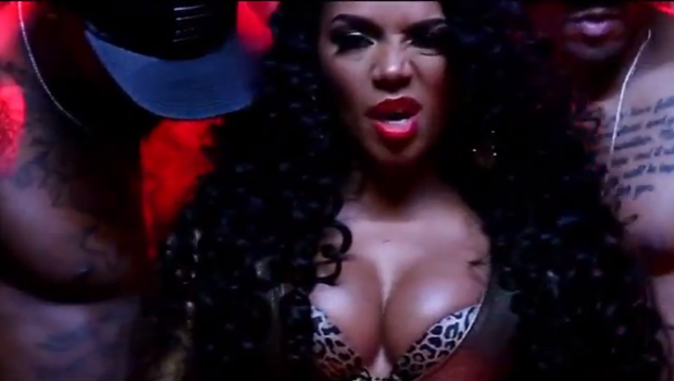 [WATCH] A Very Pregnant Rasheeda Releases 'Hit It From the Back' Video