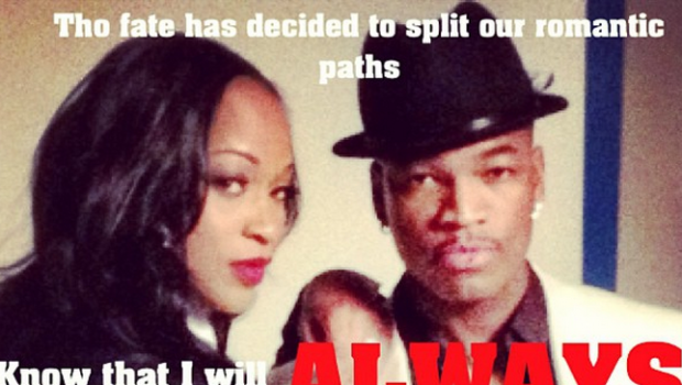 [Photos] NeYo Announces Break-Up With Rumored Fiance Monyetta Shaw On Instagram + Peep Monyetta's Response