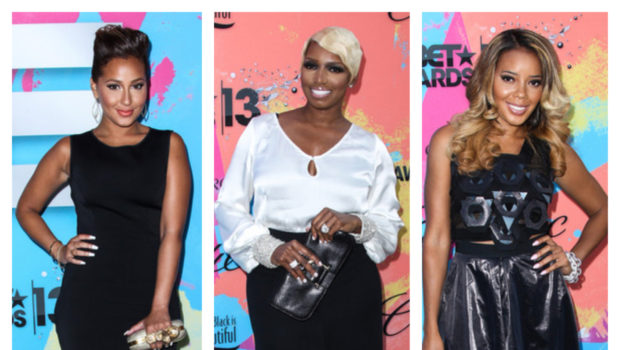 Greg & NeNe Leakes Make First Husband & Wife Debut At Debra Lee's Pre BET Awards Dinner + More Celebs Spotted