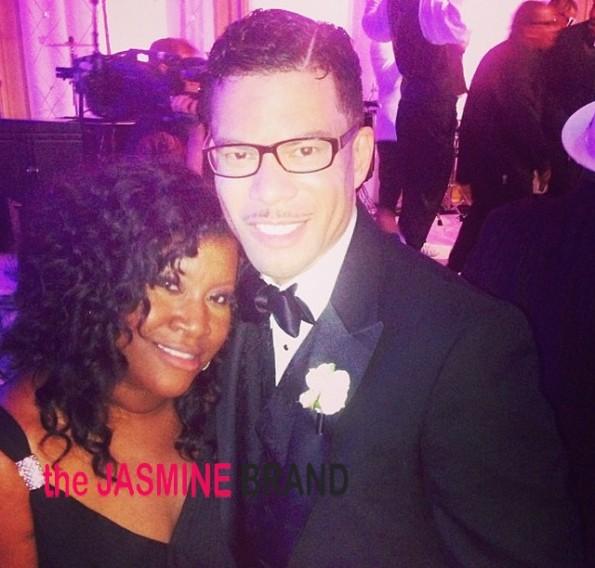 al reynolds-nene leakes wedding 2013-the jasmine brand