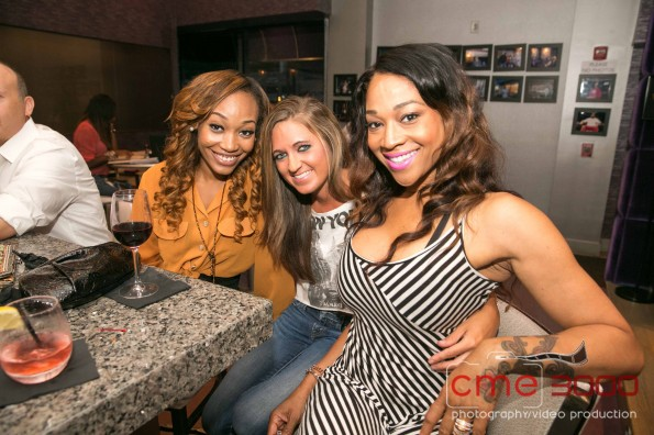 b-Mimi Faust LHHATL Viewing Party 2013-the jasmine brand