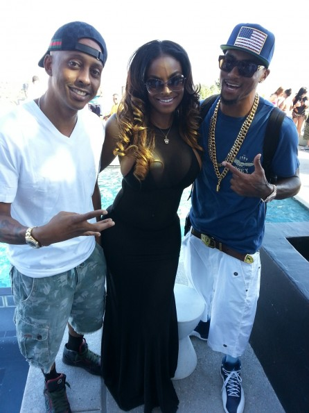 b-brooke bailey-basketball wives la-wet tshirt contest-pool party-the jasmine brand