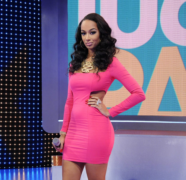 [Video] Reality Star Draya Michele Addresses Her Alleged Bad Parenting Skills On '106 & Park'
