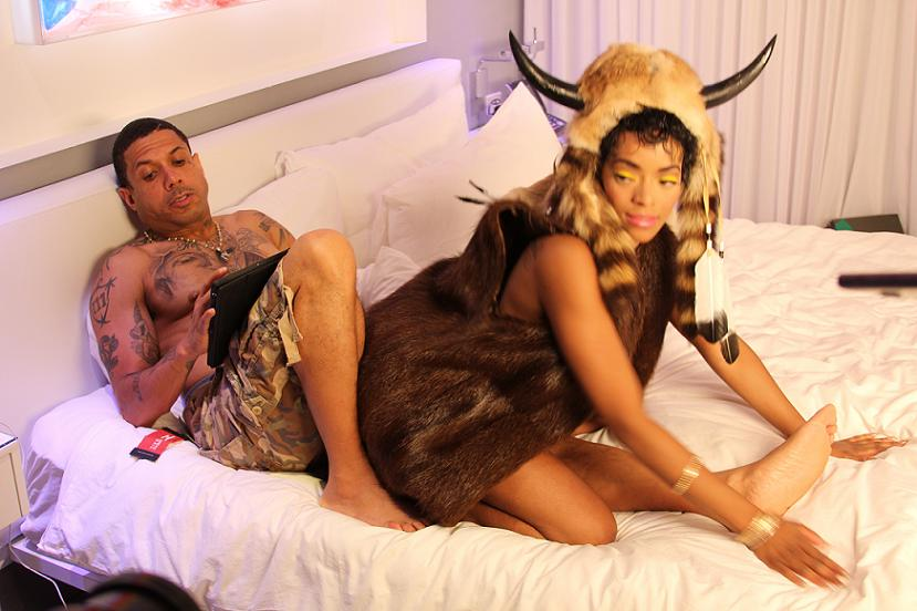 Stevie j and joseline sex video