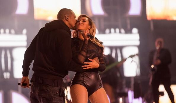 [VIDEO] Beyonce Surprises Fans, Brings Jay-Z Out During 'The Sound of Change' Concert
