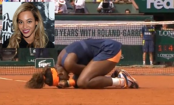 beyonce-writes how happy she is for serena williams win 2013-the jasmine brand