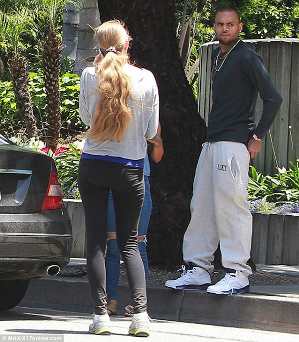 chris brown-responds to hit and run charge 2013-the jasmine brand