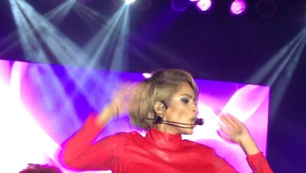 [VIDEO] How Embarrassing! Ciara Served With Legal Papers During 'LA Pride' Performance, Watch the Footage