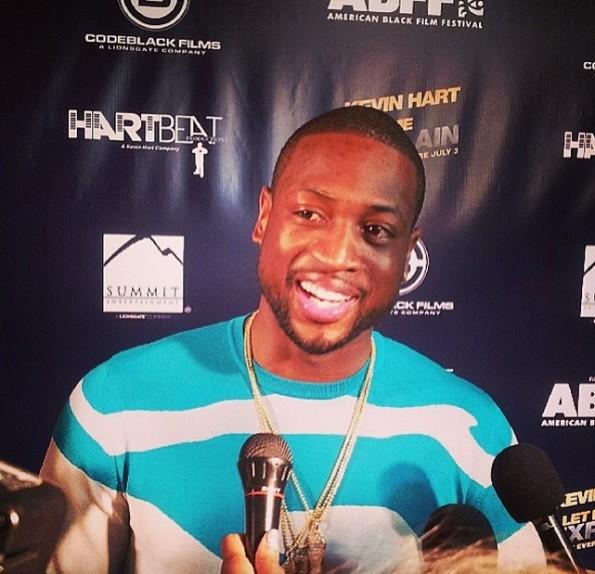 dwade-american black film festival 2013-the jasmine brand