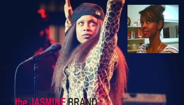 Twitter Roast Overload: Erykah Badu & Critic Hurl Profanity & Insults: 'Calm Your Fake, Righteous A** Down!'