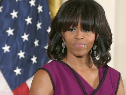 first lady michelle obama-heckled-the jasmine brand