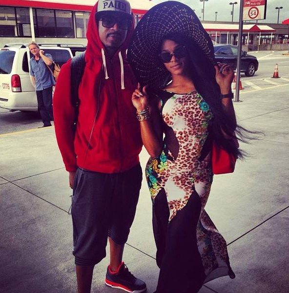 [Photos] LHHA's Joseline Hernandez & Stevie J Take Over Puerto Rico