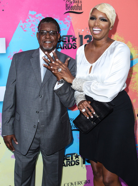 greg and nene leakes-debra lee pre bet awards dinner 2013-the jasmine brand