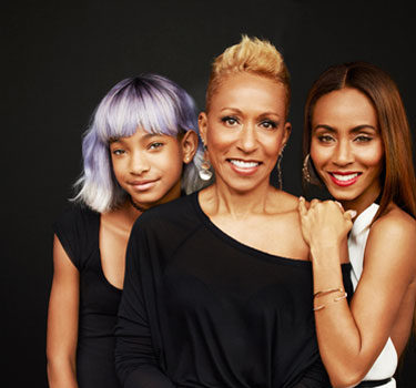 Jada Pinkett Smith Covers Redbook, Admits: 'There is nothing that could make me leave Will.'