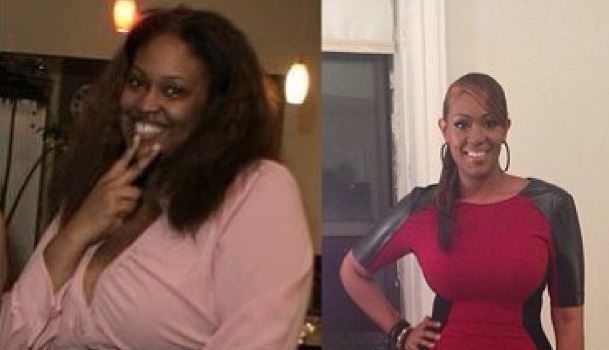 Before & After: Journalist Turned Reality Star JasFly Says Her Grandmother's Death Inspired Her To Lose 100 Pounds