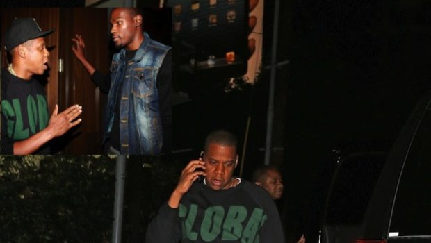 Jay Z Is Officially A Sports Agent, Plans to Sign NBA Baller Kevin Durant